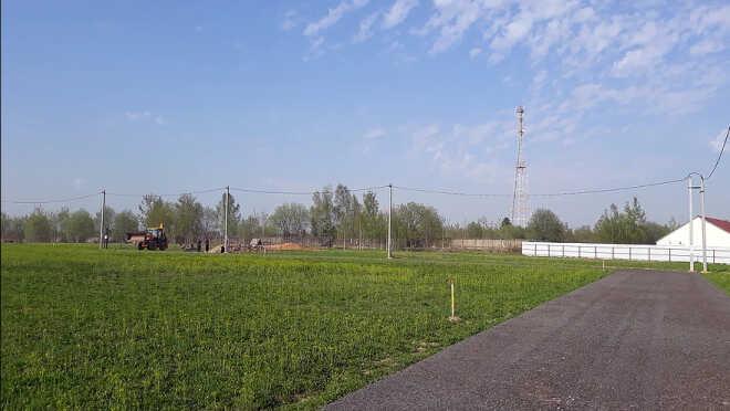 Коттеджный поселок Янтарный